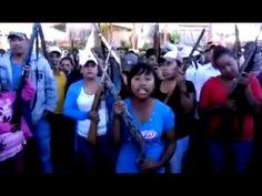 EMPIEZA LA GUERRA EN MÉXICO - NIÑOS SE ARMAN CONTRA GOBIERNO CORRUPTO DE...