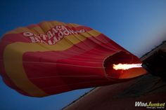 Outback Hot Air Ballooning: Seeing Alice Springs From Above