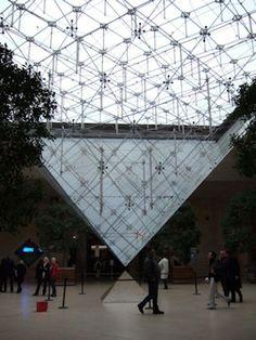 『かっぱファミリー』のそこ行って@あれやって@これ食べて  [フランス]-№12-  巨大すぎっ!な ルーブル美術館