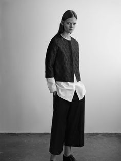 inspiration for www.duefashion.com  RELAXED PROPORTIONS