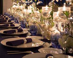 El arte de decorar mesas para celebraciones