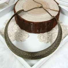 Necklace Copper - One Size