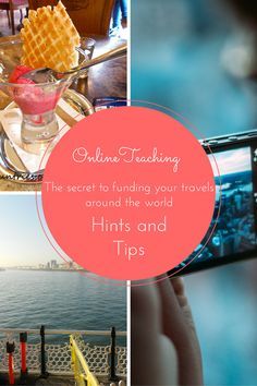 How to fund your travels by teaching online- a very simple strategy to fund your travels- inluding everything you need to get started.  Welcome to my guide to teaching online with resources, websites and ways to work from home to help your long term travels.This is about: teaching English abroad, ESL, CELTA, ESOL, how to teach, tutoring online to fund your world travels, teaching online and how to get a job abroad. Find out how to work online to make money, and my experience of work online…