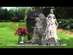 Headstone_BK007 | Book Headstones | Book Headstones For Graves | Book Memorials Stones