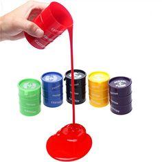 Funny Kids Paint Oil Slime Toy Halloween Trick Joke Prank Birthday Party Favor Store 34