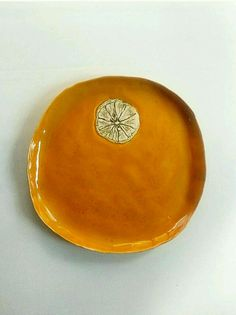 Тарелка сервировочная керамическая - купить или заказать в интернет-магазине на Ярмарке Мастеров | Керамическая тарелка