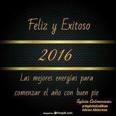 Por un #2016 venturoso lleno de magia amor y grandes cantidades de logros. Feliz año 2016.  #IdeasAbiertas  #Happy2016 #HappyNewYear #Success #Happiness #Achievements #Inspiration #Motivation #Dreams #Love #MagicYear #blog #blogging #bloggers #Feliz2016 #FelizAñoNuevo #Éxito #Felicidad #Logros #Inspiración #Motivación #Sueños #Amor #AñoMágico