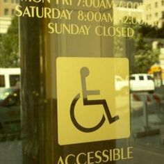 Get help to make your home handicap accessible.