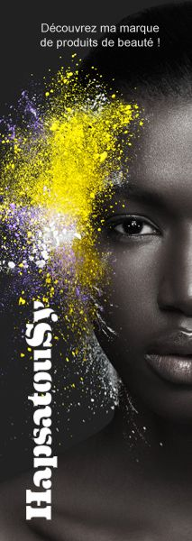 Hapsatou Sy, ETHNICIA, a great inspirational story for me