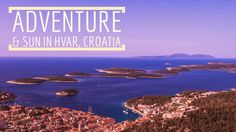 Adventure in Hvar