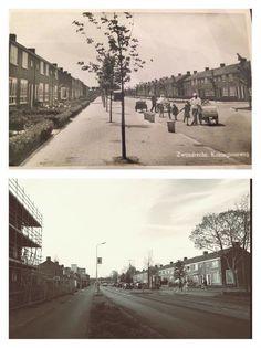 Koninginneweg Zwijndrecht (jaartal: 1950 tot 1960) - Foto's SERC