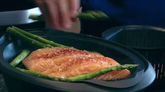 Gold Medal Salmon Dineer (Nigel Mitchell) - Thermomix ® TM5 Recipes