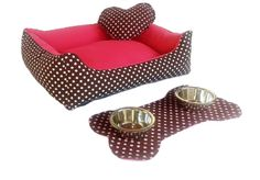Deluxe Pet Bed Size L (75 x 65). | Webdogs | Elo7