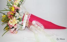 Blütenfüllhorn auf schmuckkränze.de