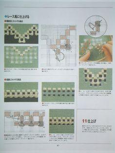 Hardanger Stickerei - ANA - Álbuns da web do Picasa