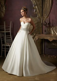 Blu - 4969 - All Dressed Up, Bridal Gown