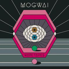 """#Mogwai – #RaveTapes Album Review 3.5/5 Stars """"As easy as these songs go down, there is comfort in knowing they exist. In three years, like clockwork, Mogwai will release another set, and they will be expansive, cinematic, and pleasant to the ear. While other bands strain to reinvent themselves, Mogwai seems happy enough playing Mogwai. Why blame them? It's what they do best."""""""