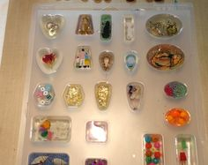 Resin Crafts: Working In Molds - Part Two