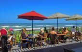 St Augustine has a wide selection of food choices. The Reef Restaurant offers great food and spectacular views of the Atlantic Ocean. The varied menu includes lots of  seafood specialties, such as Ginger Curry Mahi Mahi, Steamed Snow Crab, and more. Click on pin for more information.