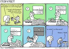 5 Web Comics for Language and Travel Nerds - LATG