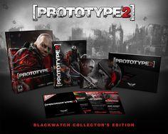 Prototype 2 Blackwatch Collector's Edition for PlayStation 3   GameStop