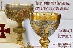 """""""To jest moja Krew Przymierza, która za wielu będzie wylana"""". Gwarancja Przymierza."""