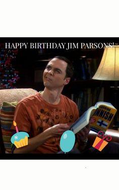 Happy Birthday Jim!!