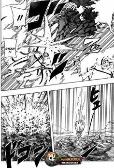 Lendo capítulo 696 :: Naruto