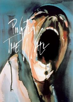 "Pink Floyd Poster The Wall Screaming 24x36"" NMR/Aquarius http://www.amazon.com/dp/B001GDKJ4W/ref=cm_sw_r_pi_dp_RSvStb01F48ZZGY6"