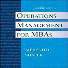 Eco550 managerial economics text book thomas christopher maurice test bank for operations management for mbas 4th edition by jack rredith fandeluxe Images