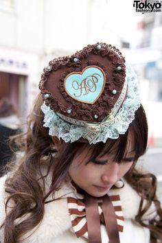 Harajuku Lolita Girls in Angelic Pretty, Baby The Stars Shine Bright & Mary Magdalen