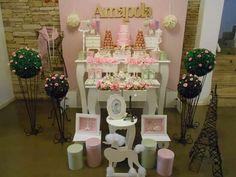 Mesa dulce 1 año ( dulce Valentín)
