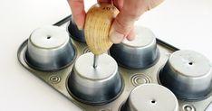 Jeg får lyst til at købe endnu flere muffinsforme, bare for at prøve nogle af disse tip. Så meget inspiration!
