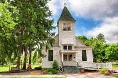 The Veterans Home Chapel is located in King, Waupaca County, Wisconsin. It was added to the National Register of Historic Places in 1985.