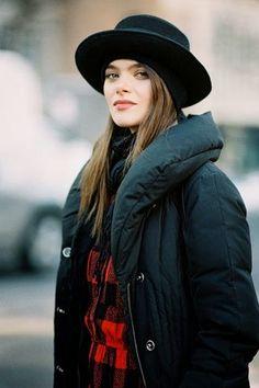Paris Fashion Week AW 2014....Jane | Vanessa Jackman | Bloglovin