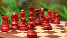 The Buzz on Antique Chess Sets: All you need to know about antique and vintage chess sets >> http://www.chessbazaar.com/blog/antique-and-vintage-chess-sets/