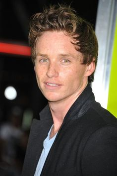 Eddie Redmayne: For the lips alone.