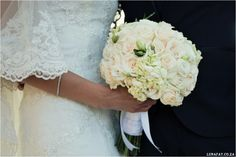 Elegant White wedding, french touch, Wedding Photography South Africa, lunafay.co.za Bouquet & Lace wedding Dress