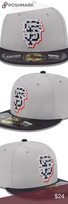 3c9a978bccc San Francisco Giants Baseball July 4th hat size 7 NWT San Francisco Giants  New Era 59FIFTY