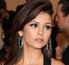 How To Get Nina Dobrev's Makeup Look from the Met Gala
