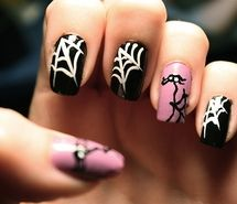 Try out these different styles of funky nail art designs on your nails and be as funky as you can. These funky nail designs are the best for your nails designs. Hopefully you will like these nail designs ideas. Nail Art Designs, Funky Nail Designs, Funky Nail Art, Funky Nails, Cute Nail Art, Easy Nail Art, Cute Nails, Nails Design, Cute Halloween Nails