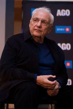 Frank Gehry (1989 winner)