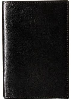 Bosca Old Leather Collection - Passport Case Wallet