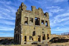 Torre romana de Centum Cellas en Belmonte | Turismo en Portugal (shared via SlingPic)