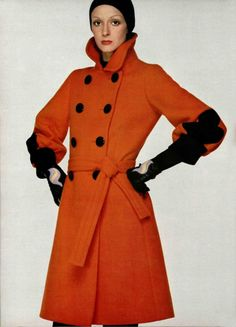 Pierre Cardin. L'Officiel magazine 1972