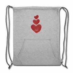 Cinch Bag, Fabric Weights, Drawstring Backpack, Gears, Pouch, Sweatshirts, Gear Train, Sweatshirt, Belly Pouch