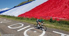 CYCLING ART BLOG: Voeckler: Chapeau!