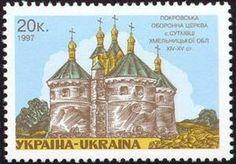 Pokrovska Church-Fortress in Sutkivtsi