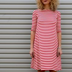 Tessuti Fabrics - Sewing Pattern - the Frankie Dress and Top