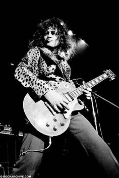 Marc Bolan, T. Rex, March 21 1973, Copenhagen Denmark, by Jorgen Angel.